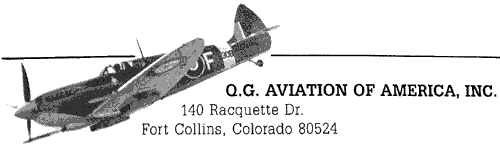 QG Aviation Logo